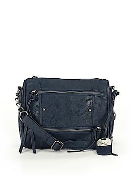Jessica Simpson Leather Crossbody Bag One Size