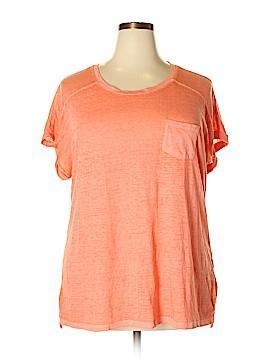 Grayson Short Sleeve T-Shirt Size 2X (Plus)
