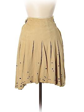 Bottega Veneta Faux Leather Skirt Size 40 (IT)