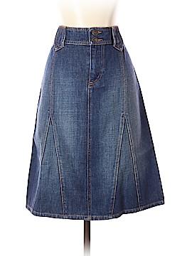 Armani Exchange Denim Skirt Size 4