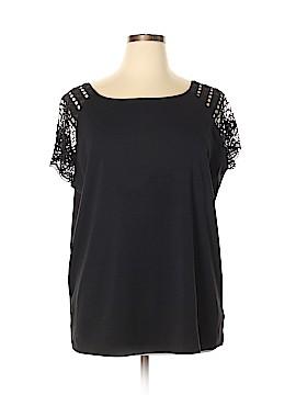 Lauren by Ralph Lauren Short Sleeve Top Size 3X (Plus)