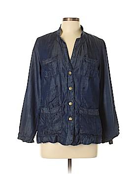 Coldwater Creek Denim Jacket Size 12
