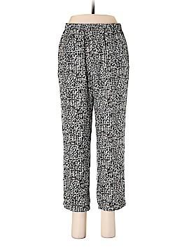 Zara Basic Silk Pants Size M