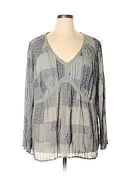 Venezia 3/4 Sleeve Blouse Size 26/28 Plus (Plus)