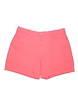 Lee Khaki Shorts Size 22W (Plus)