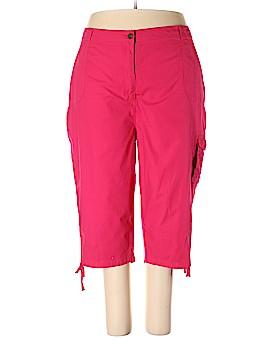 Liz & Me Cargo Pants Size 30 (Plus)