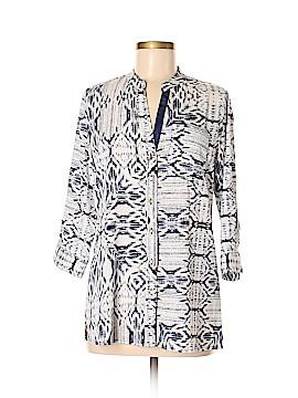 Antilia Femme Long Sleeve Blouse Size M