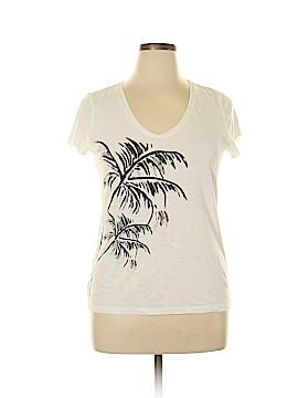 Ann Taylor LOFT Outlet Short Sleeve T-Shirt Size L