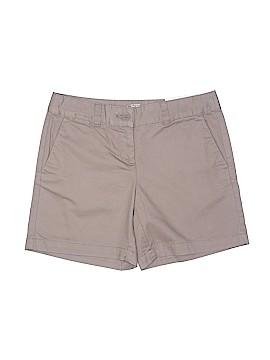 Ann Taylor LOFT Outlet Khaki Shorts Size 00