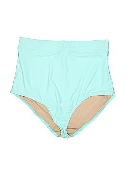 Swim by Cacique Swimsuit Bottoms Size 22 (Plus)
