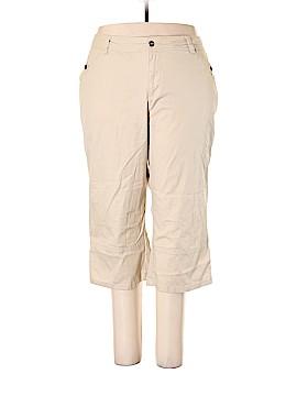 Venezia Khakis Size 24 (Plus)