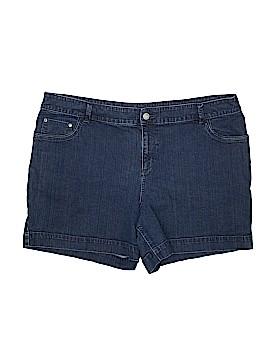 Mossimo Denim Shorts Size 24 (Plus)