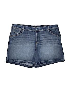 Lane Bryant Denim Shorts Size 26 (Plus)