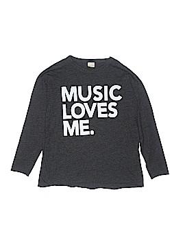 Zara Kids Long Sleeve T-Shirt Size 13 - 14