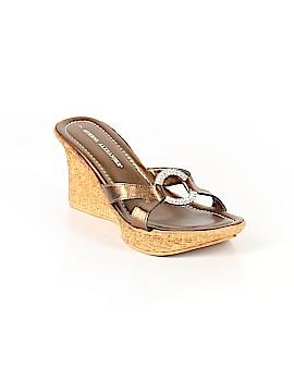 Athena Alexander Wedges Size 7