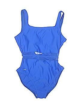 Speedo One Piece Swimsuit Size 12