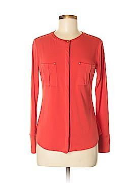 Dana Buchman Long Sleeve Blouse Size M