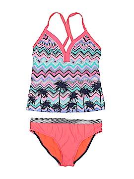 ZeroXposur Two Piece Swimsuit Size 14