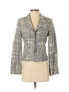 Poleci Silk Blazer Size 4