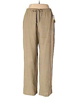 Fashion Bug Casual Pants Size L (Petite)
