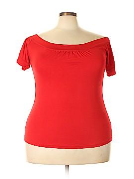 Tatyana Short Sleeve Top Size 4X (Plus)