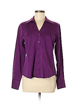 Coldwater Creek Long Sleeve Button-Down Shirt Size 10