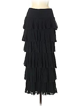 Ralph Lauren Rugby Silk Skirt Size M