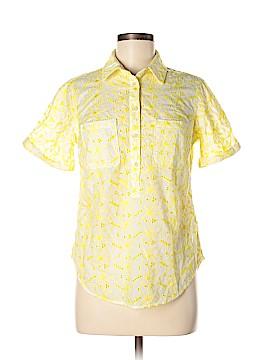 Merona Short Sleeve Button-Down Shirt Size S
