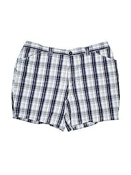 Bobbie Brooks Khaki Shorts Size 3X (Plus)
