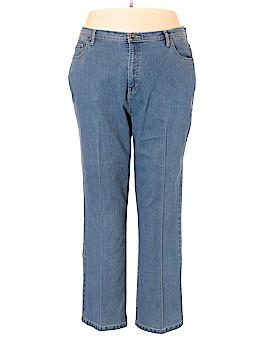 Liz & Me Jeans Size 24 (Plus)