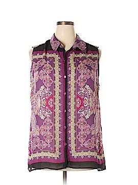 DressBarn Sleeveless Blouse Size 2X (Plus)
