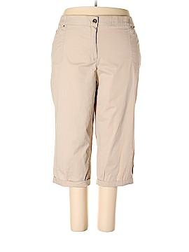 DressBarn Khakis Size 24 (Plus)