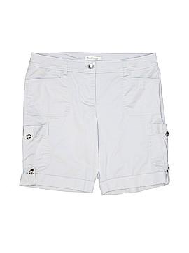 White House Black Market Cargo Shorts Size 8