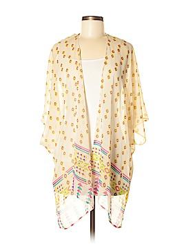 Love Tree Kimono Size Med - Lg