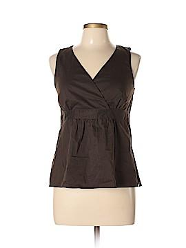 Ann Taylor Factory Sleeveless Blouse Size 10 (Petite)