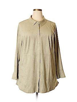 Soft Surroundings Jacket Size 2X (Plus)