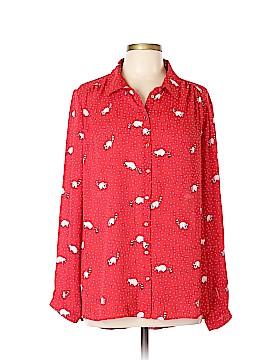 George Long Sleeve Blouse Size 18 (UK)