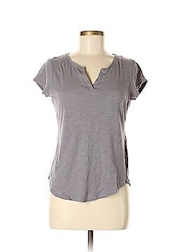 New York & Company Short Sleeve T-Shirt Size M