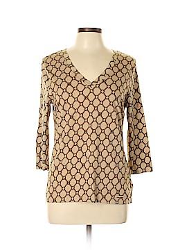 MICHAEL Michael Kors 3/4 Sleeve T-Shirt Size L