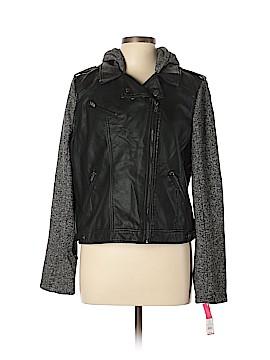 Xhilaration Faux Leather Jacket Size XXL