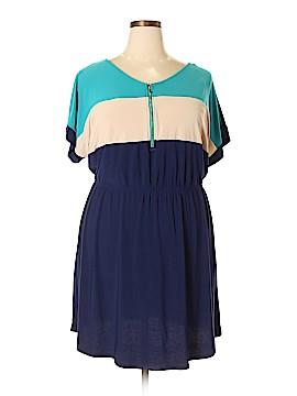 Love Delirious Los Angeles Casual Dress Size 2X (Plus)