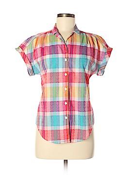 Koret Short Sleeve Button-Down Shirt Size 8