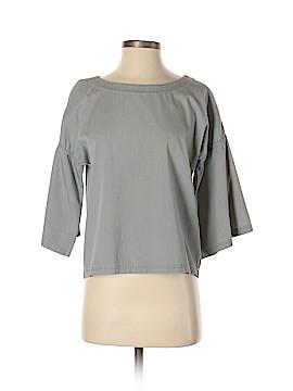 J Brand 3/4 Sleeve Blouse Size S