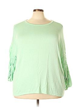 Ava & Viv Pullover Sweater Size 3X (Plus)