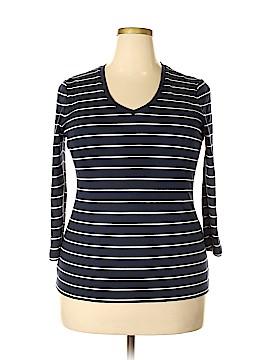 Nautica 3/4 Sleeve T-Shirt Size XL