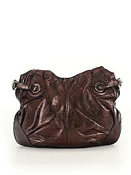 Francesco Biasia Leather Hobo One Size