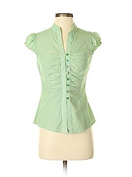 Sam & Max Short Sleeve Button-Down Shirt Size S