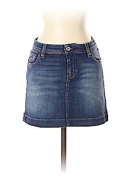 D&G Dolce & Gabbana Denim Skirt 25 Waist