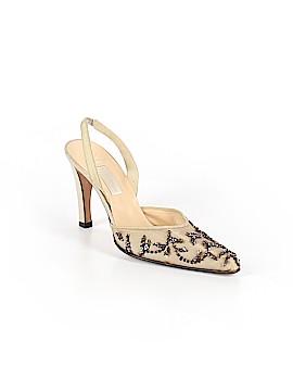 Vera Wang Heels Size 5 1/2