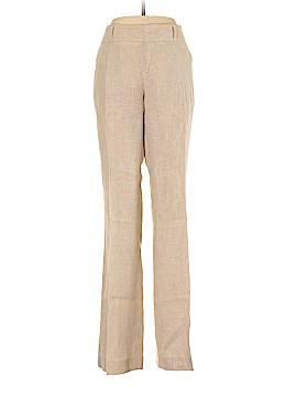 Banana Republic Factory Store Linen Pants Size 6